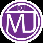 Logo purple white