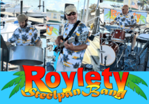 Roylety steel band gigroster.com 01