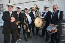 St. gabriels  brass street band !  2019