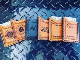 2 Pock Money Clip