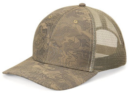 Topography Trucker Hat