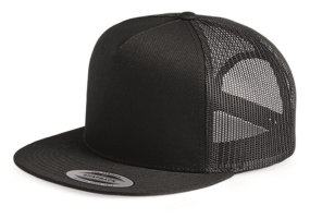 Flat Bill Mesh Snap Back /YP6006