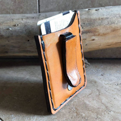 2 Pocket Money Clip