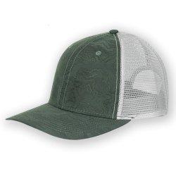 Green Topography Trucker Cap