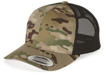 leather patch hat,