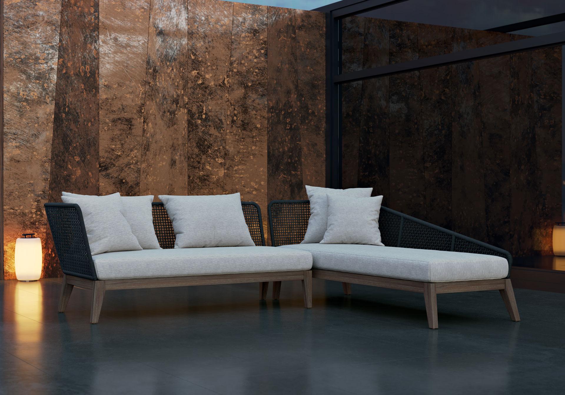 Netta Sectional Sofa