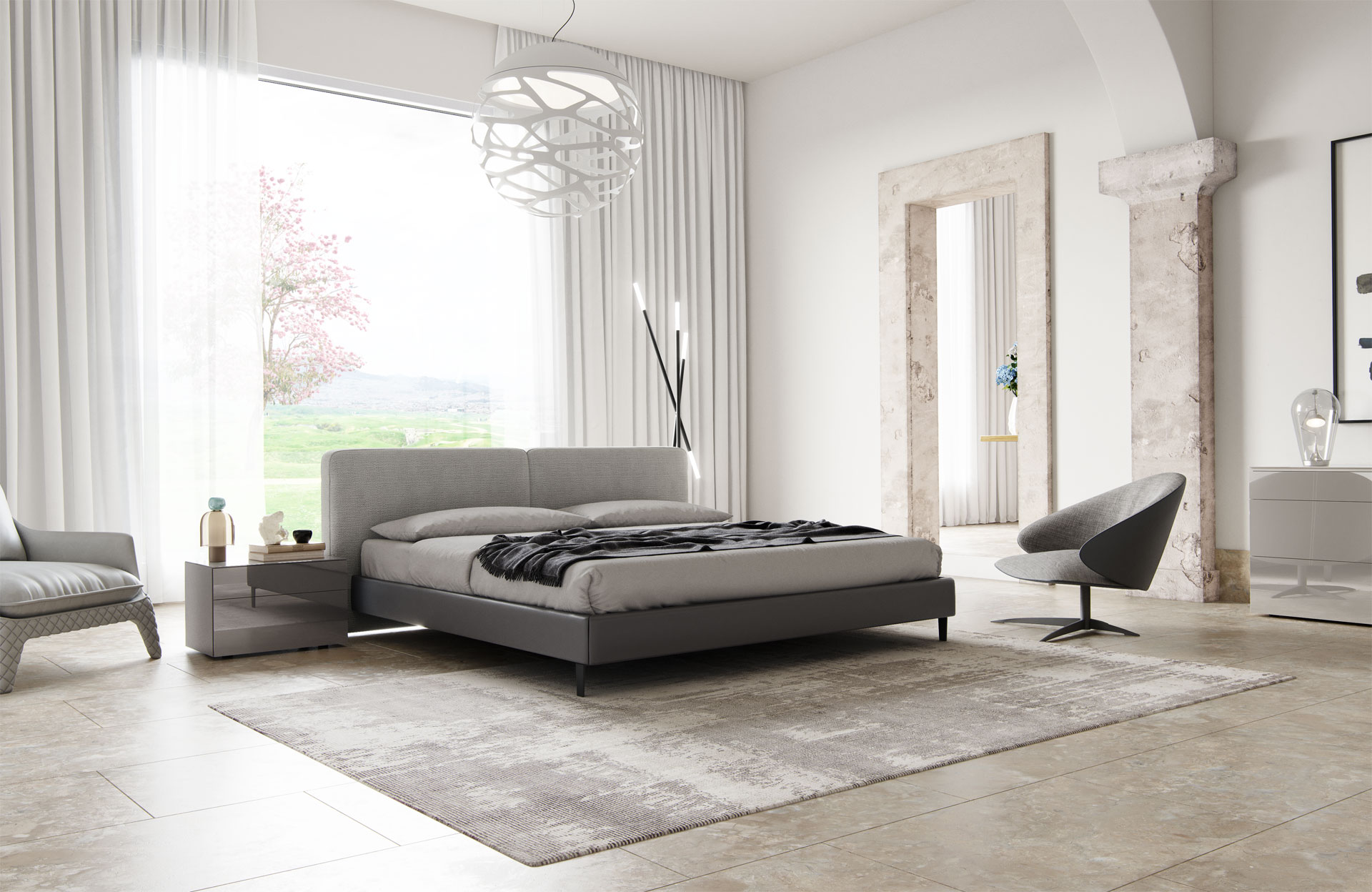 Bethune Bed