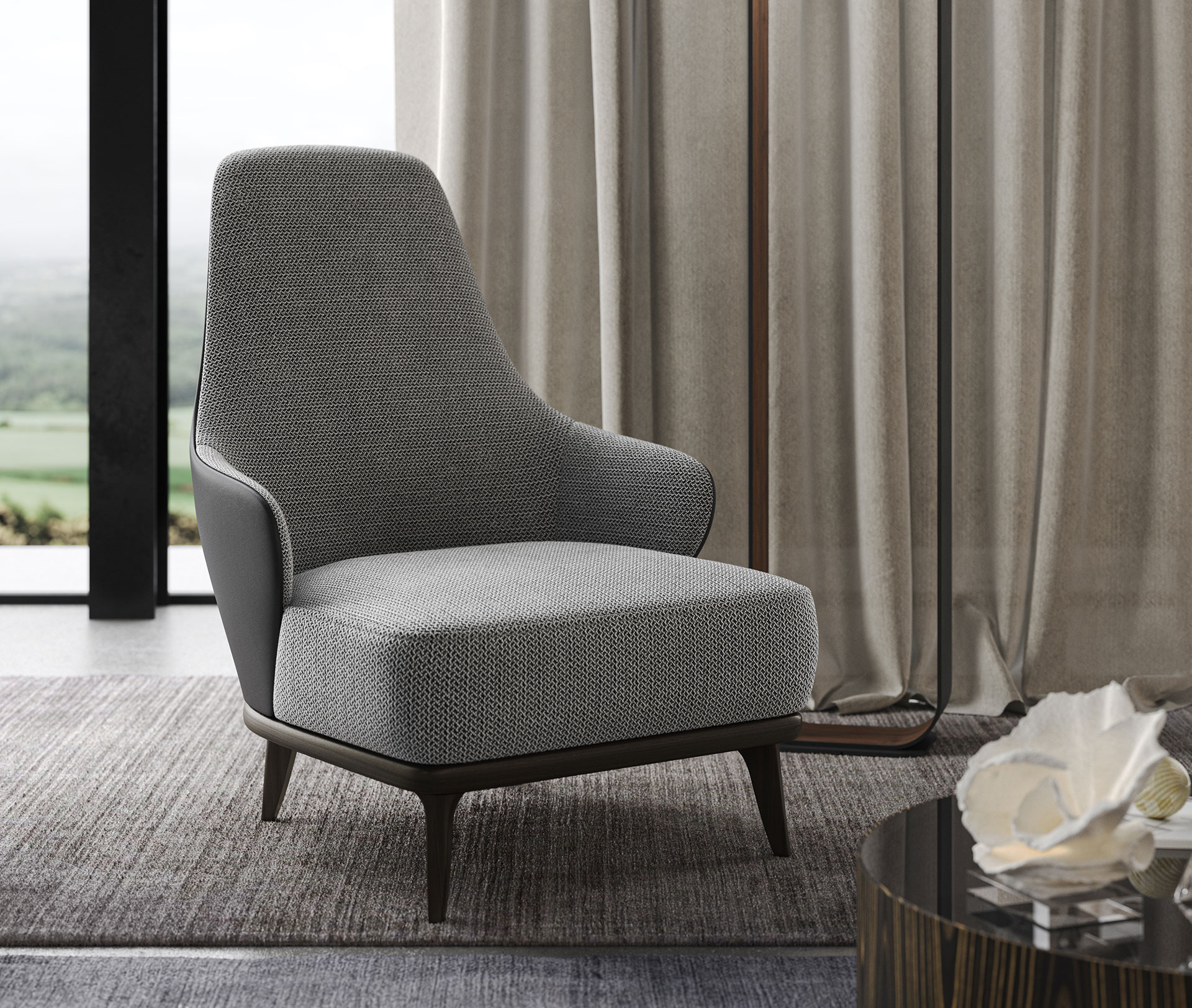 Dyer Lounge Chair