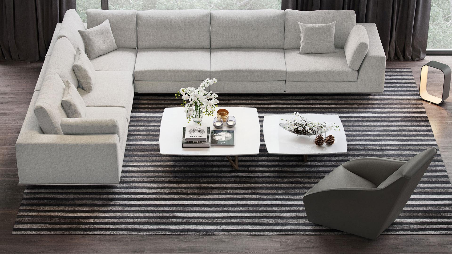 Perry Modular Sofa 09