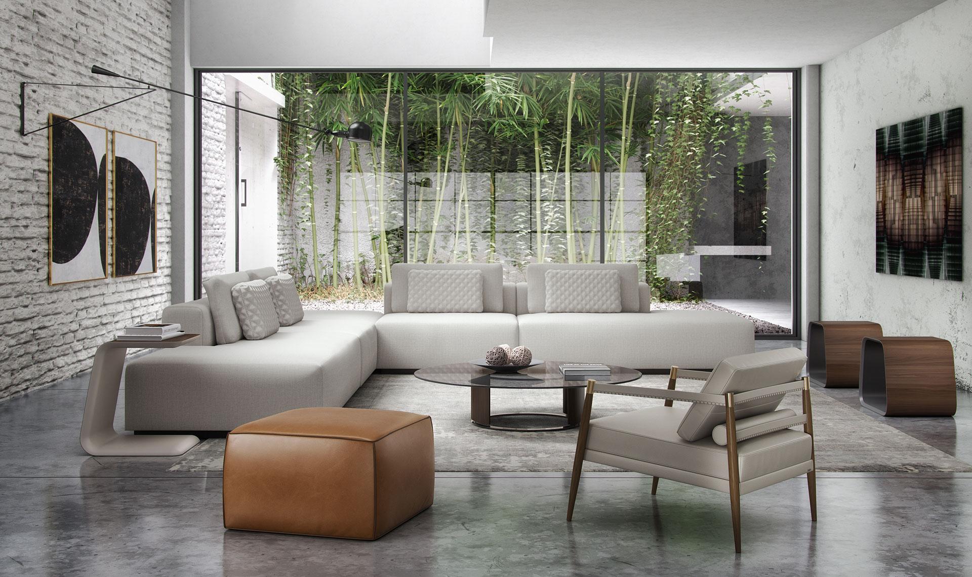 Spruce Modular Sofa 13