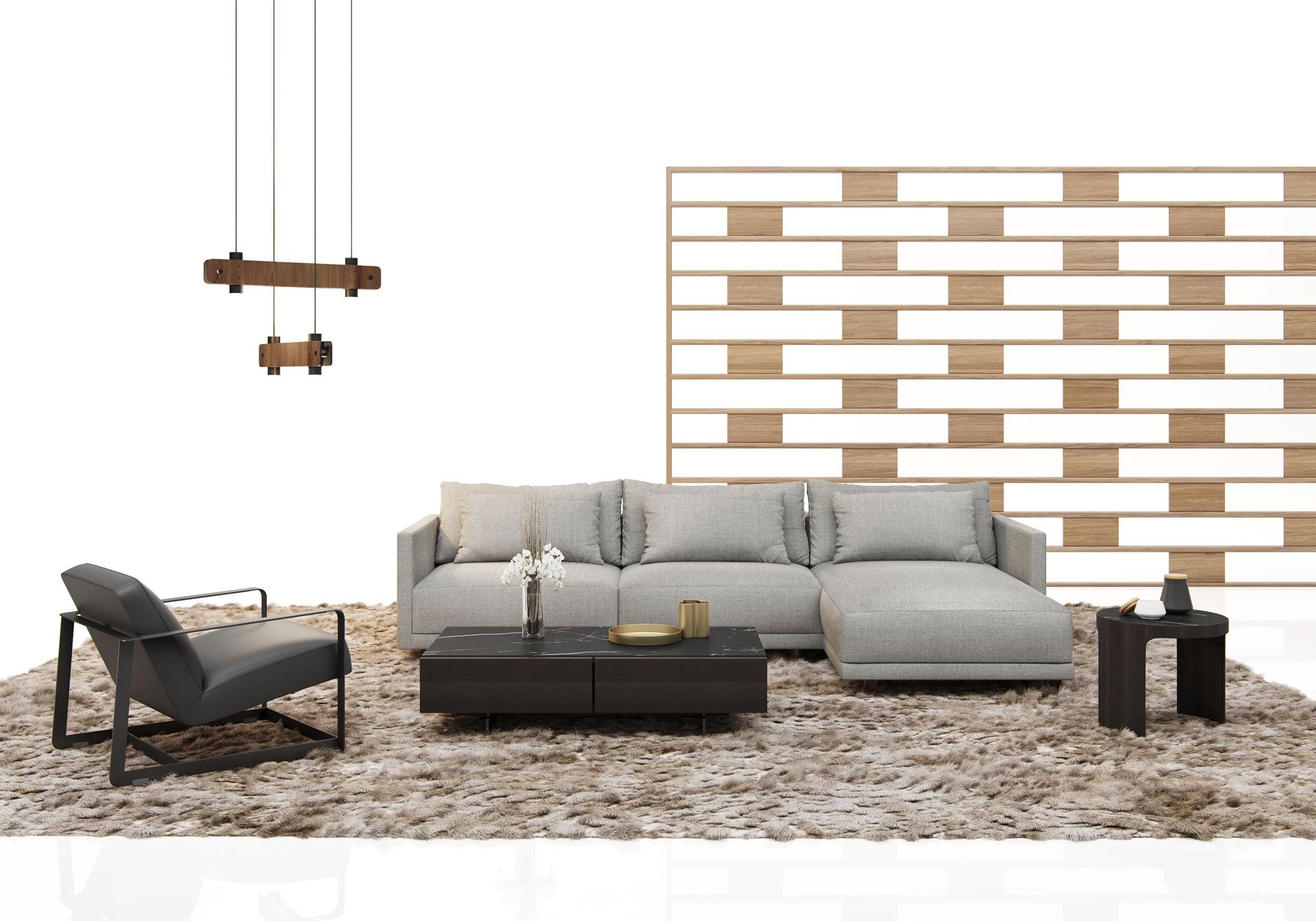 Basel Sectional Sofa