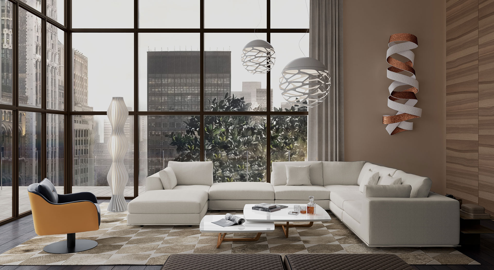 Belvedere Coffee Tables