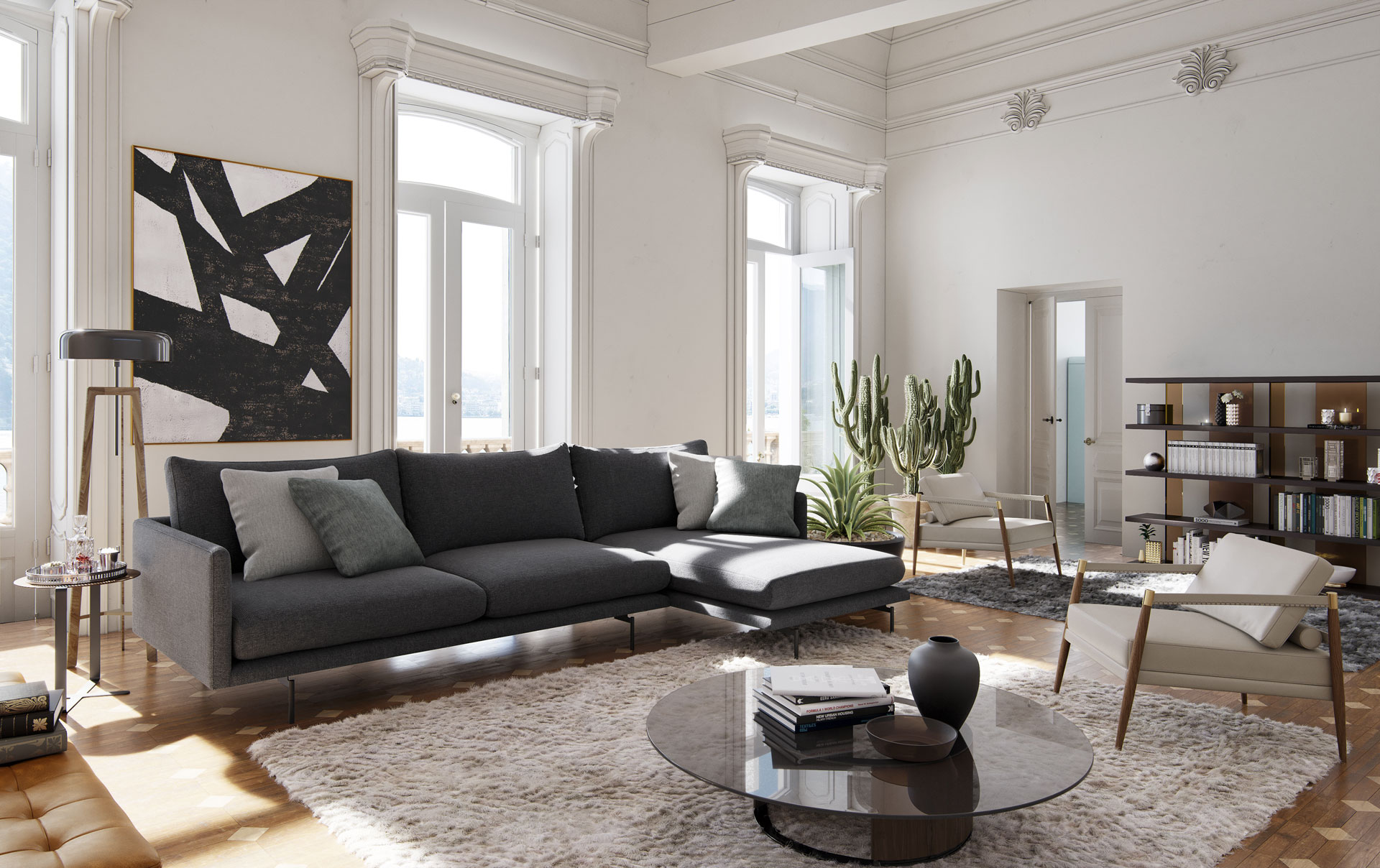 Bouverie Coffee Table