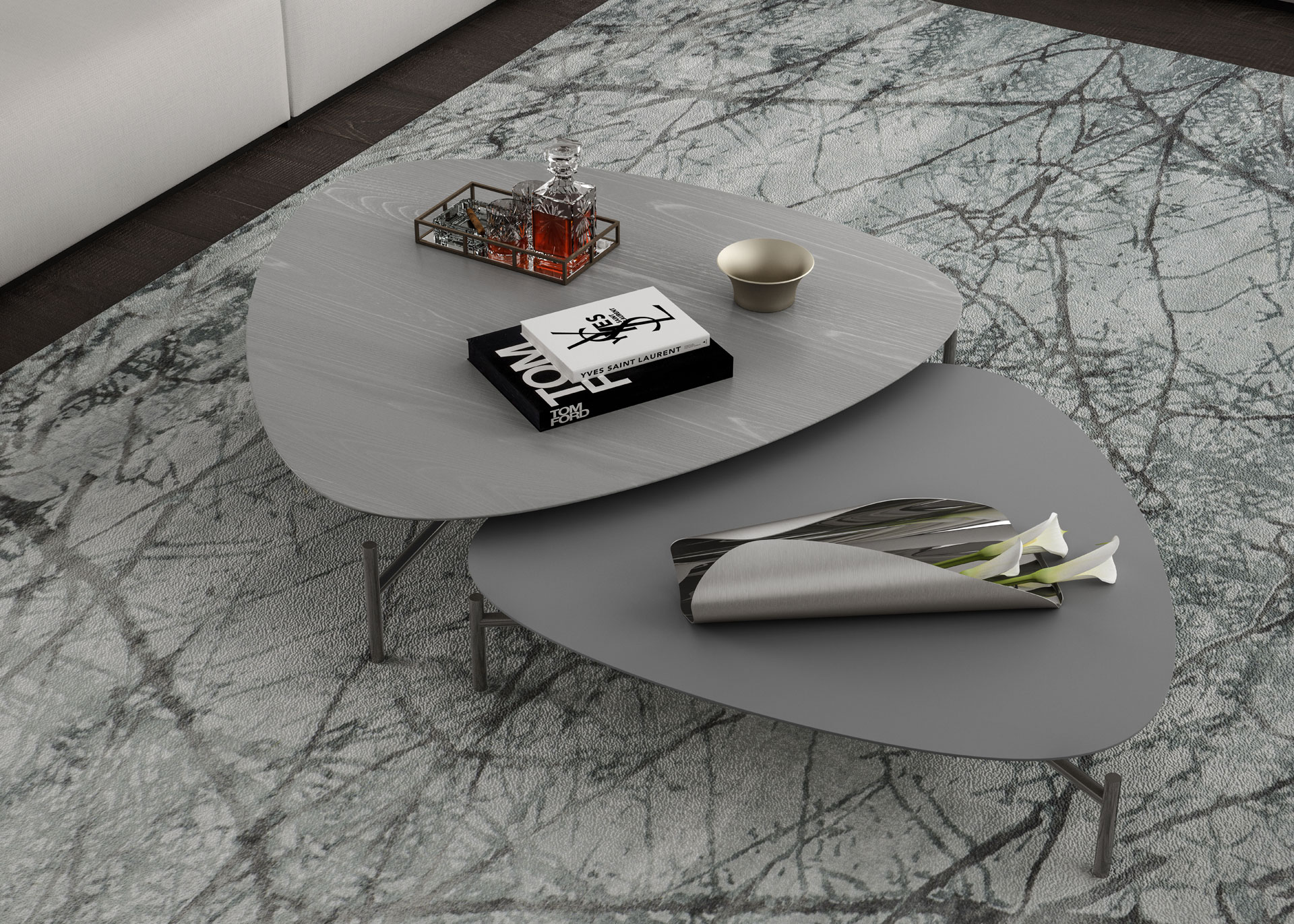 Finsbury Coffee Tables