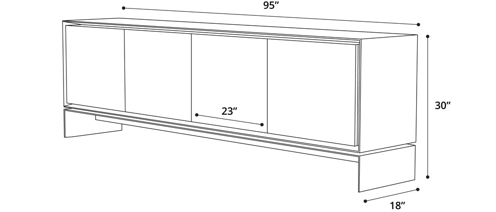 Barnes Sideboard