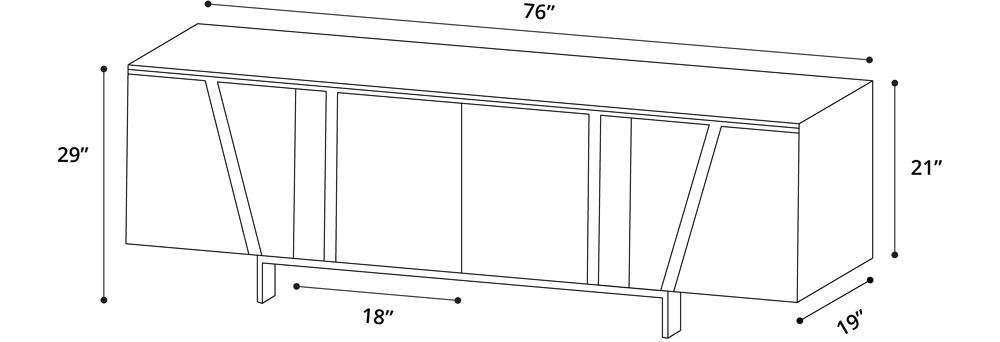 Mott Sideboard