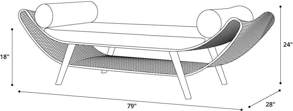 Reverie Bench
