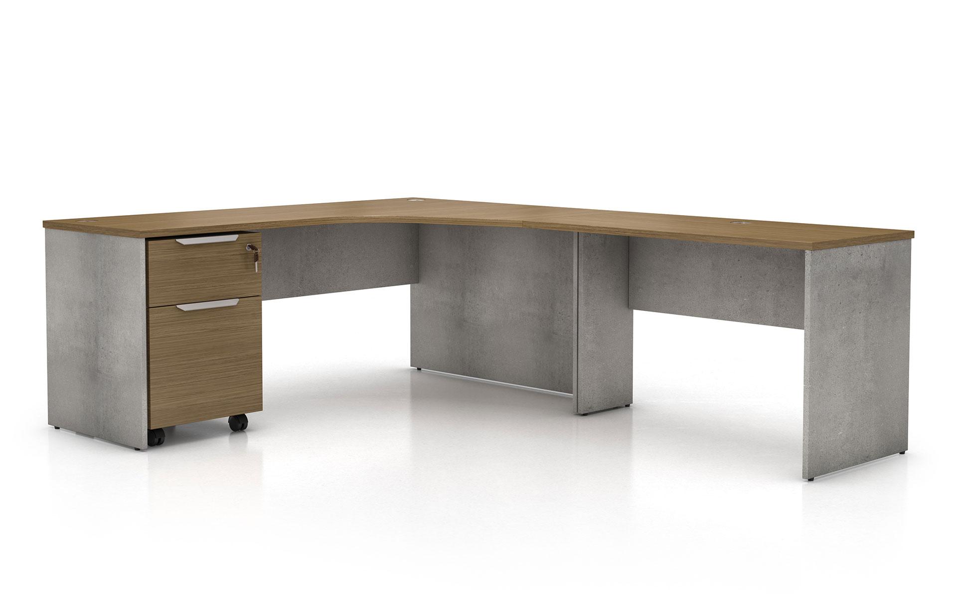 Broome Corner Desk Set