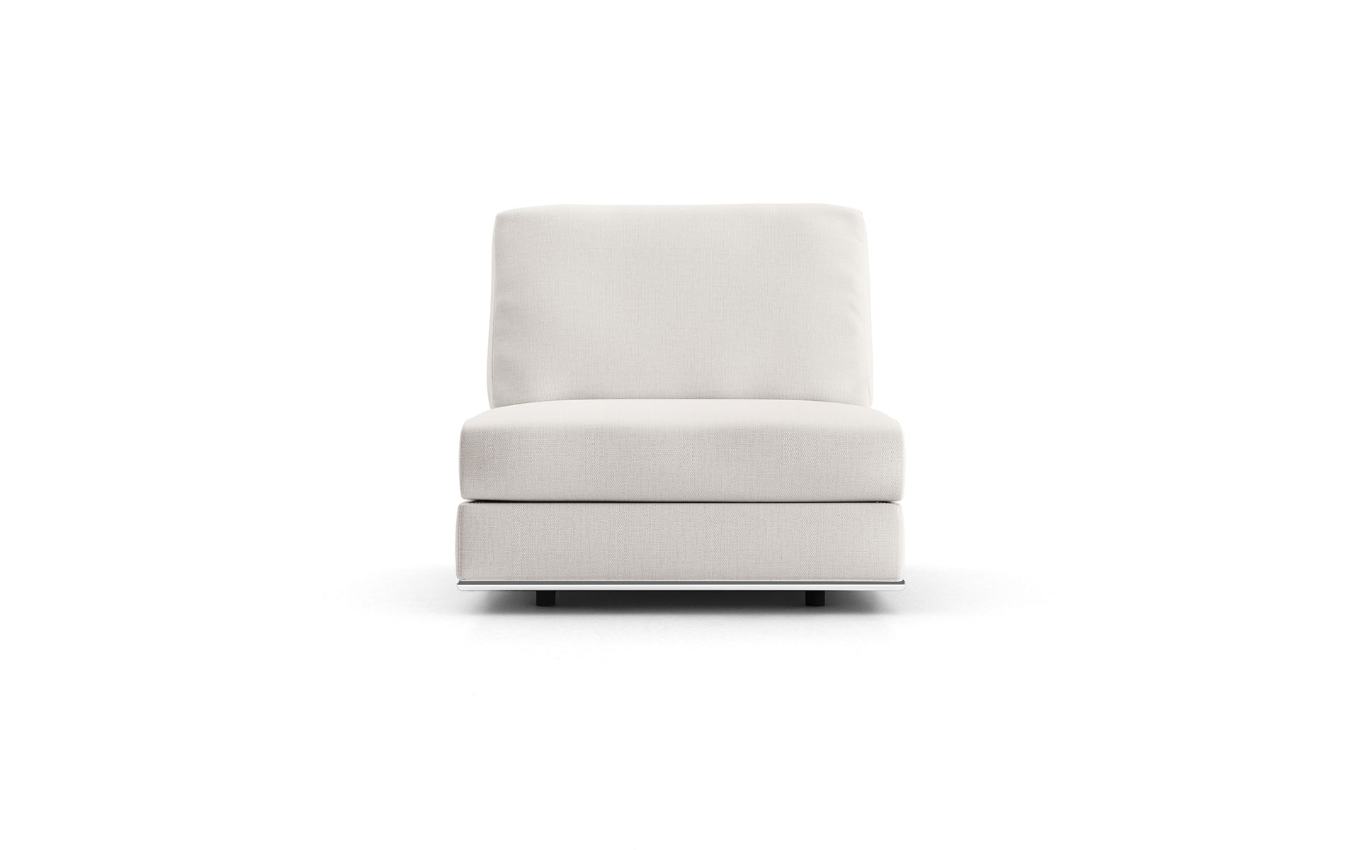 Perry Armless Chair