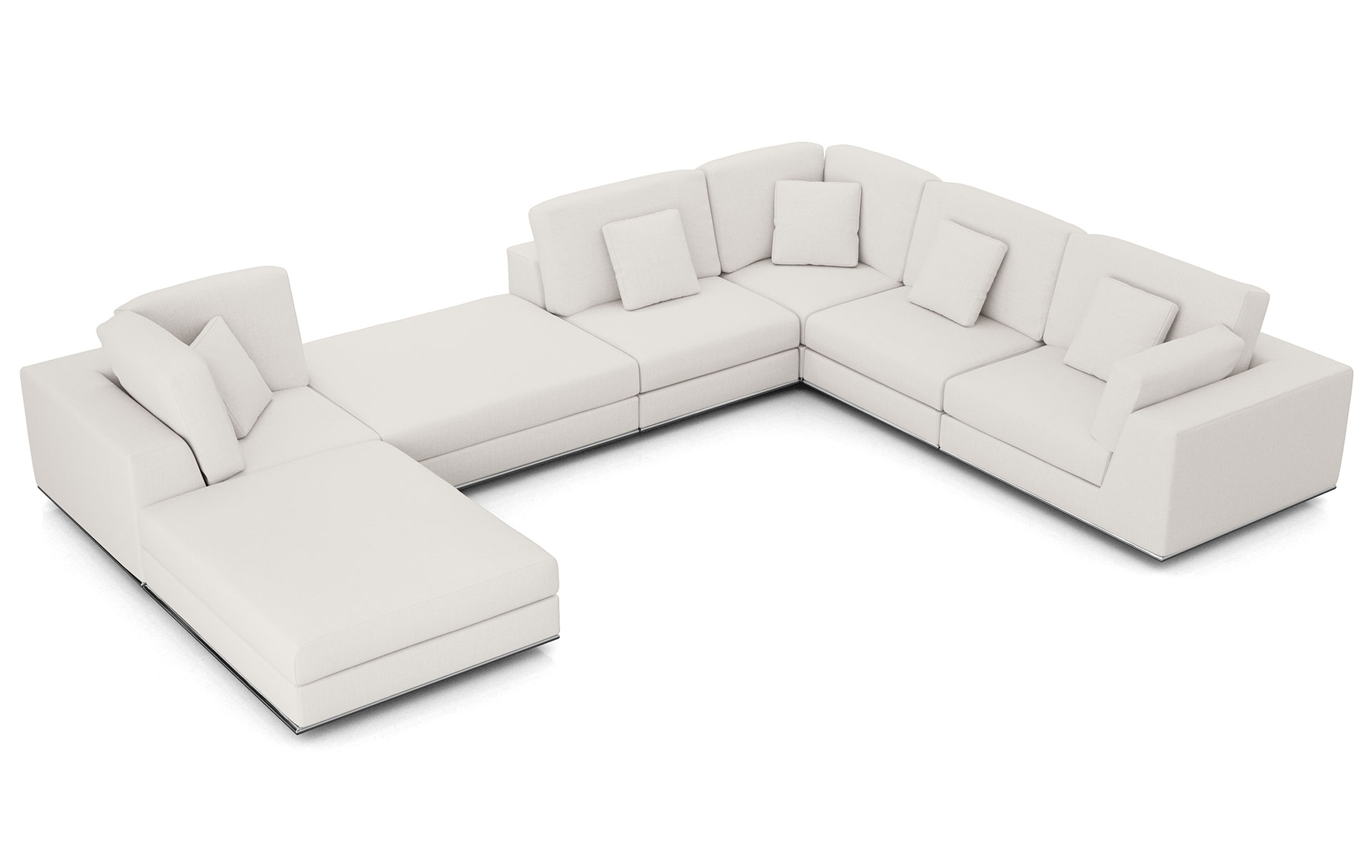 Perry Modular Sofa 13