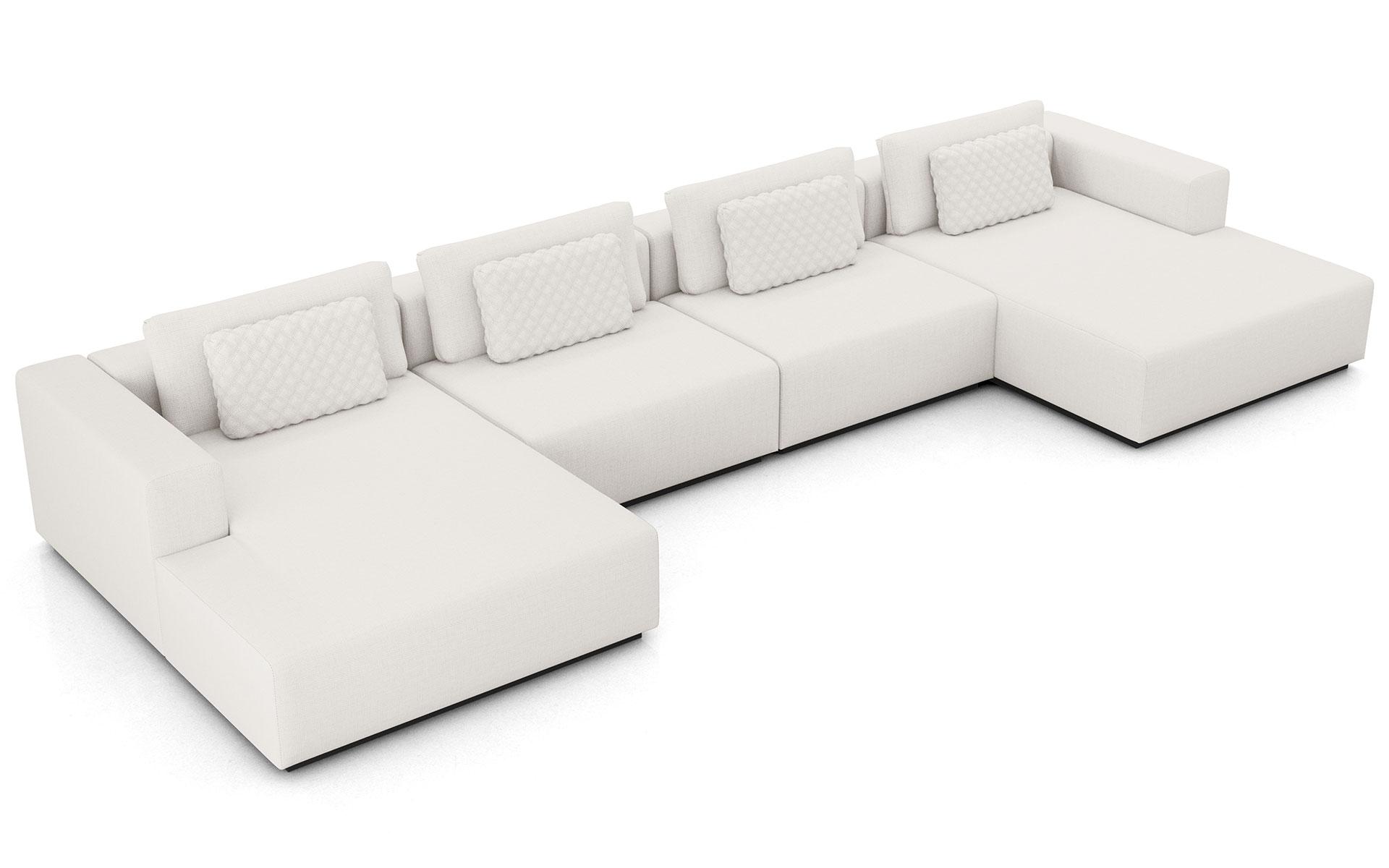Spruce Modular Sofa 12