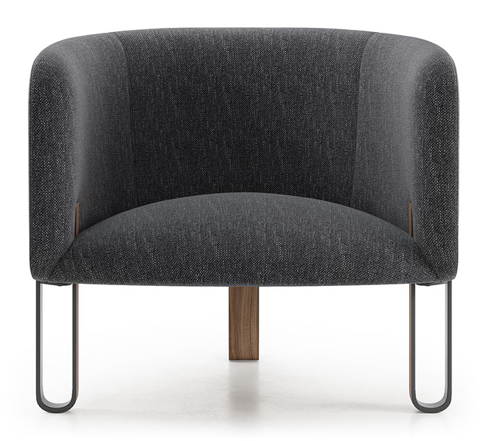 Cannon Lounge Chair