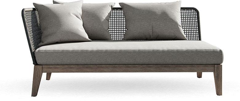 Netta Open Sofa