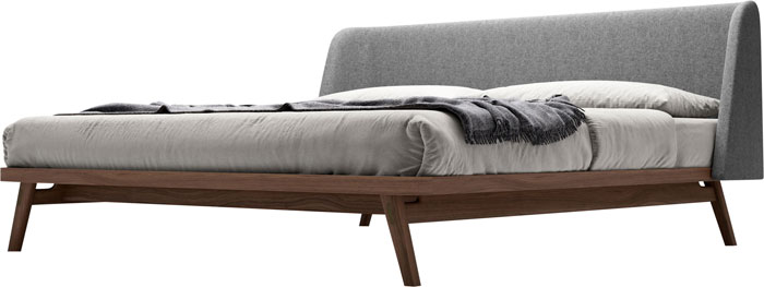 Haru Cal King Bed