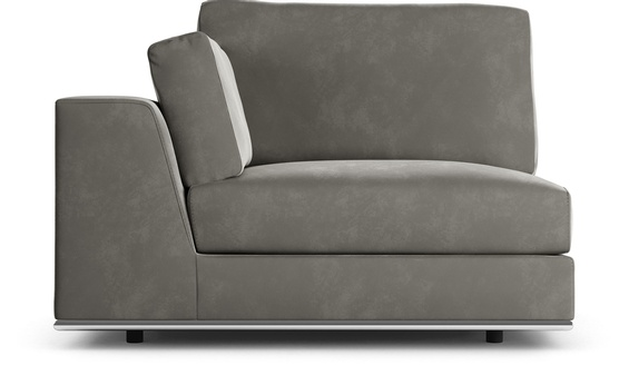 Perry Modular Left Arm Chair
