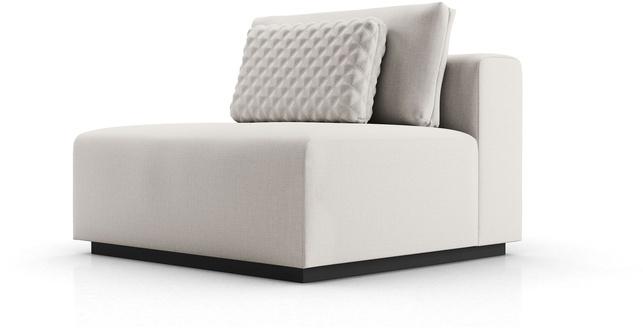 Spruce Armless Chair