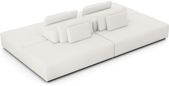Spruce Modular Sofa Set 05