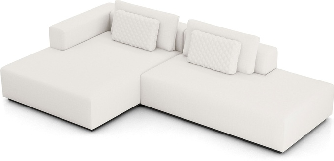 Spruce Sectional Sofa 08