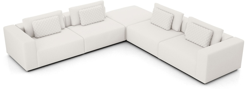 Spruce Modular Sofa Set 11