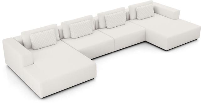Spruce Modular Sofa Set 12