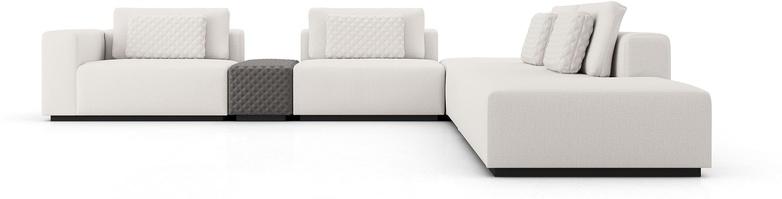 Spruce Modular Sofa Set 22A
