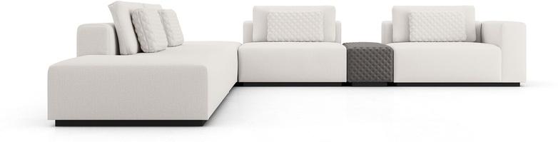 Spruce Modular Sofa Set 22B