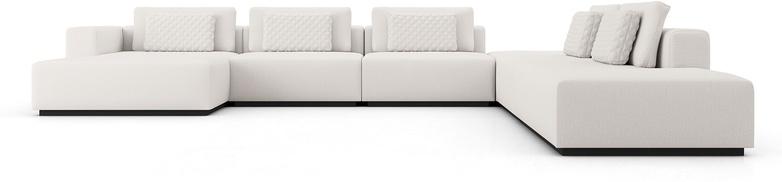 Spruce Modular Sofa Set 23A