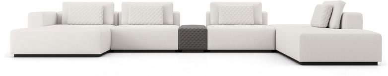 Spruce Modular Sofa Set 24B