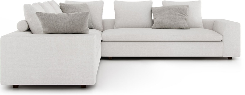 Lucerne Corner Sectional Sofa