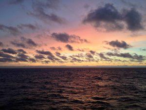 Sunset    Photo by Fredrik Ryden