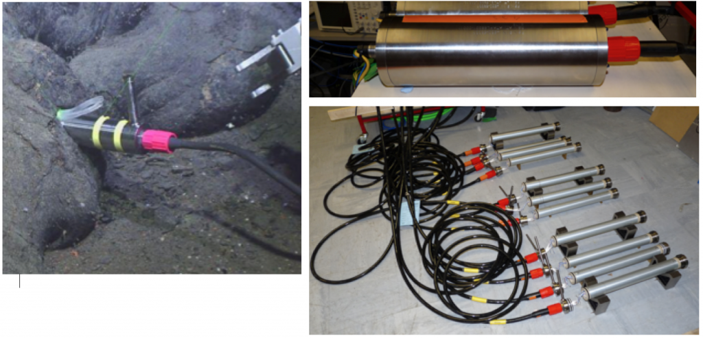Additional Short-Period Ocean-Bottom Seismometer images.