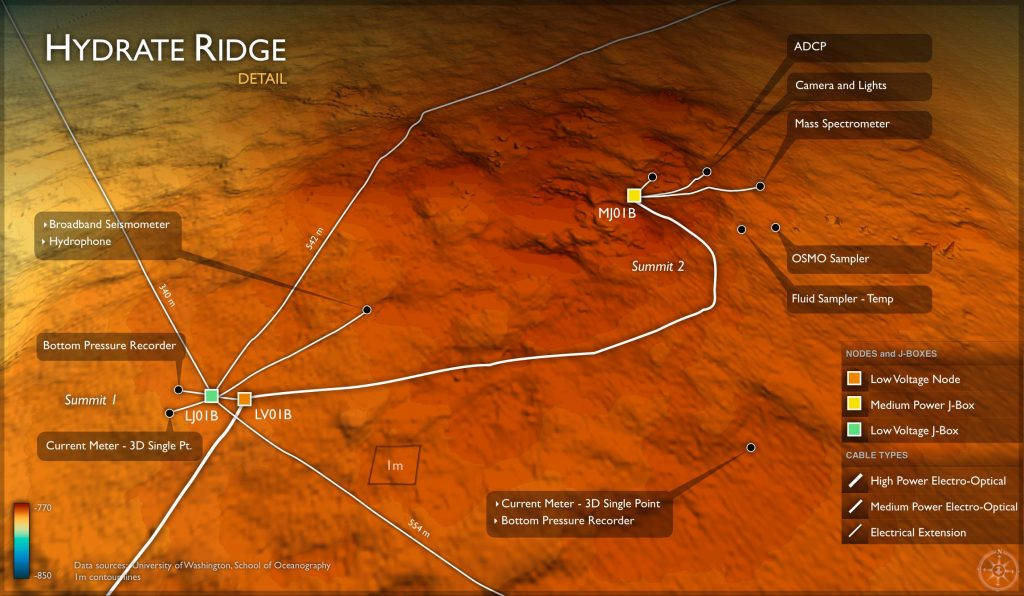 Hydrate Ridge Details image