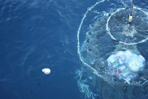 The submerged CTD