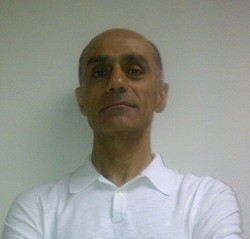 Shahpour Ashaari, OOI Operations and Maintenance Manager