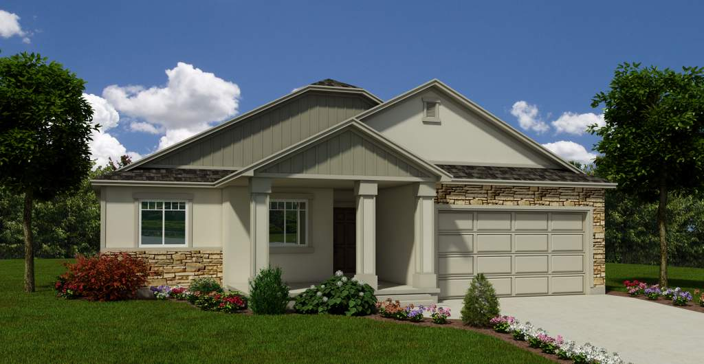 Alpine Homes - Livingston a