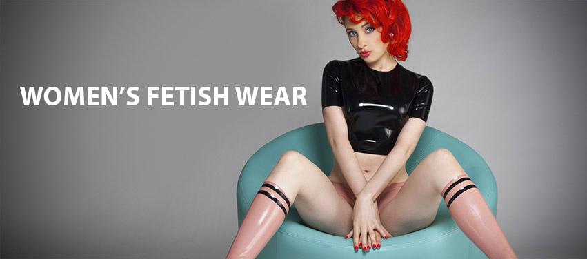 Women's Fetish Wear