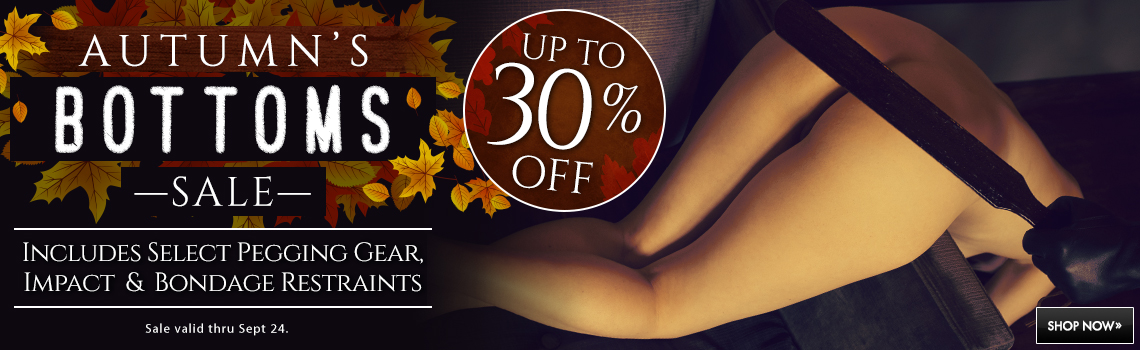 Autumn's Bottoms Sale!
