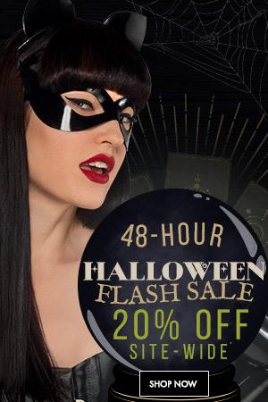 Halloween Flash Sale!