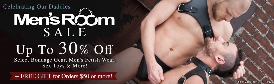 Men's Room Sale!
