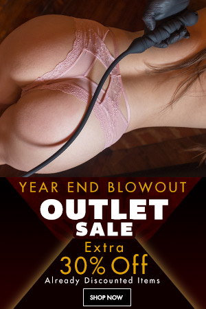 Year End Outlet Sale